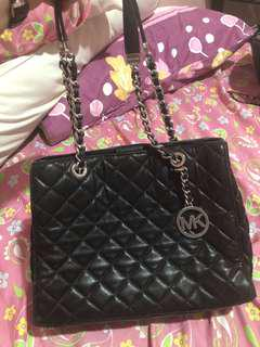Authentic Mk Black bag