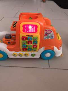 Counting & learning car