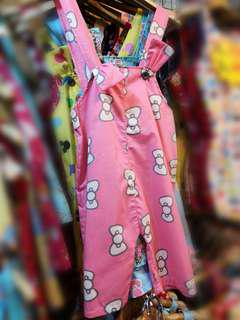 Toddler/kids jumper - pink ribbon