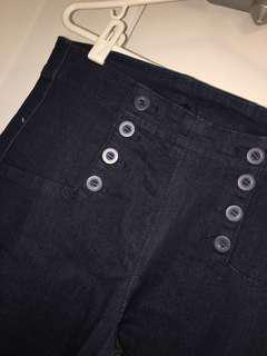 Forever 21 High Waisted Comforts Pant