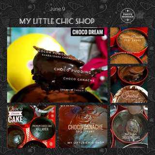 Choco dream cake