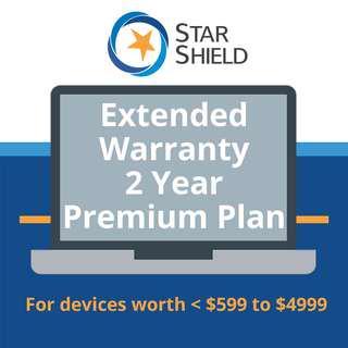 Star Shield Extended Warranty 2-Year Premium Plan