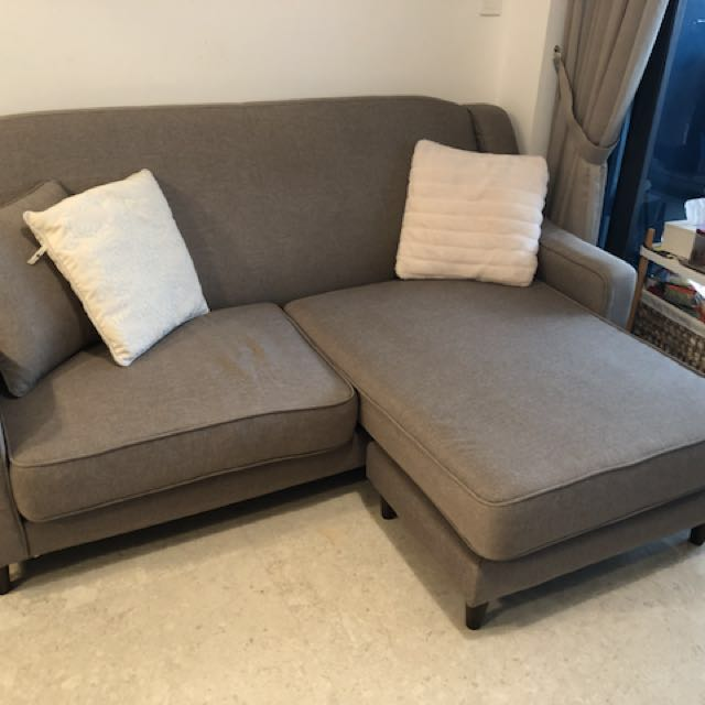 3 Seater Comfy Sofa Furniture Sofas On Carousell
