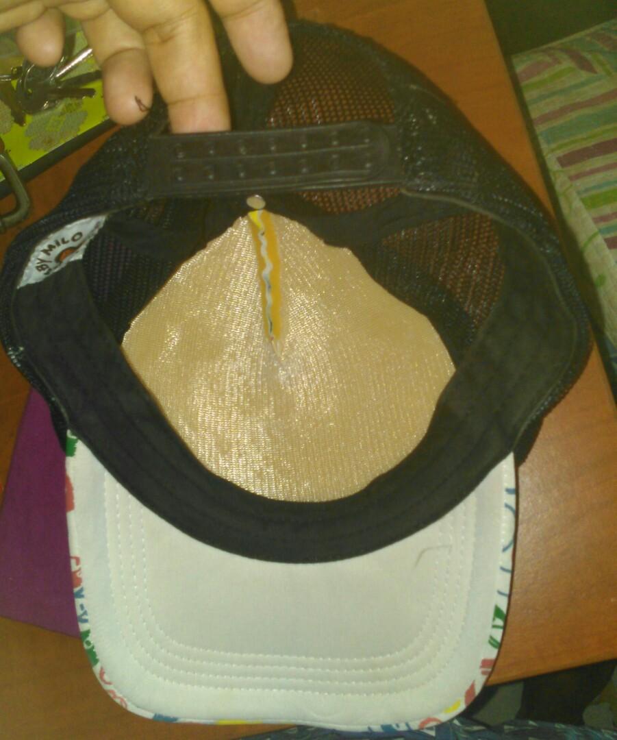 82a9e7917bd A Bathing Ape X Baby Milo New Era Trucker Hat Cap