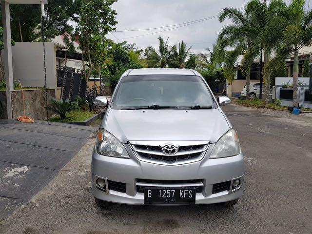 Avanza 13 G Mt 2010 Cars Cars For Sale On Carousell