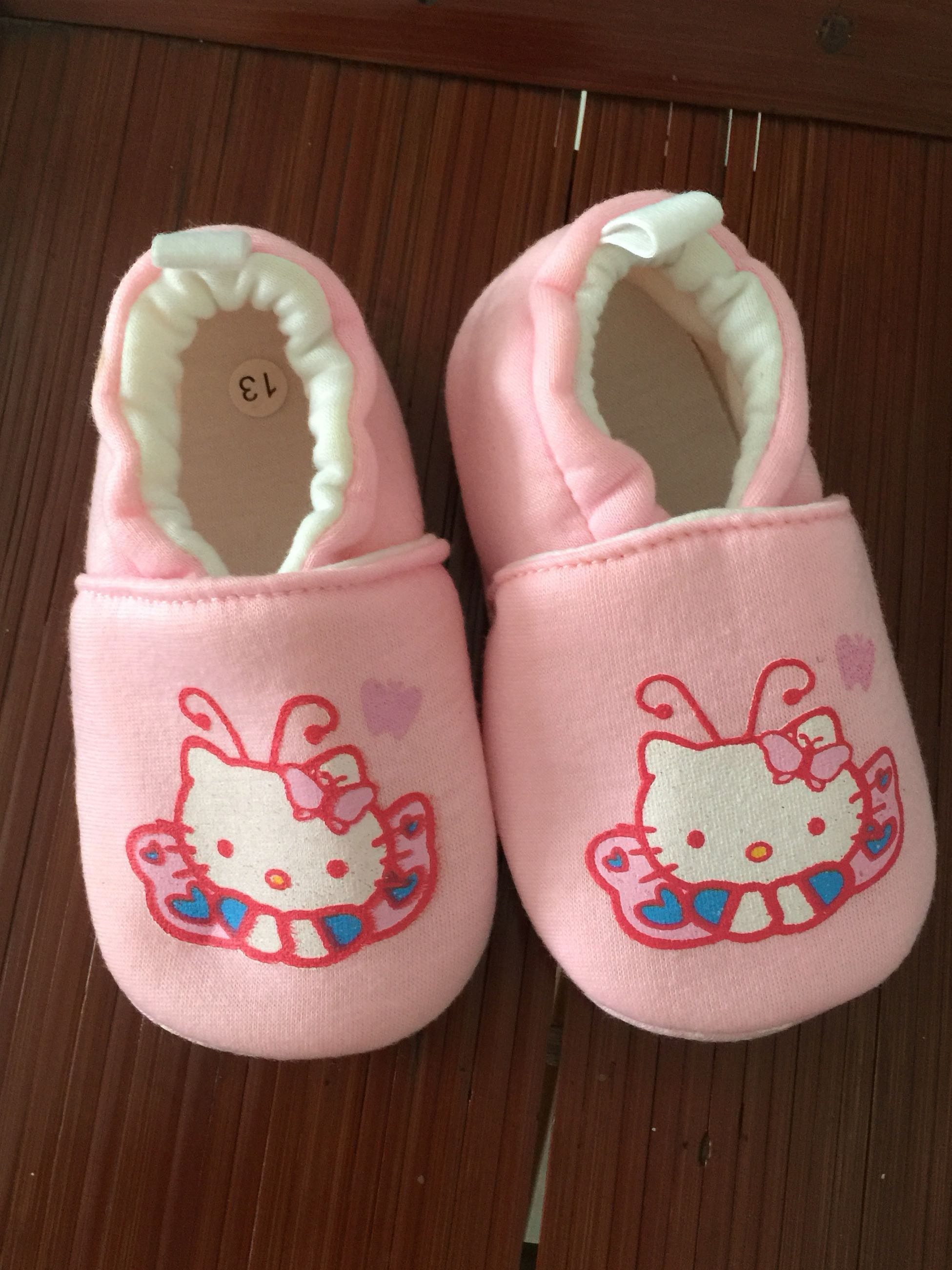 b151fe9a8 Baby Shoes - Hello Kitty, Babies & Kids, Babies Apparel on Carousell