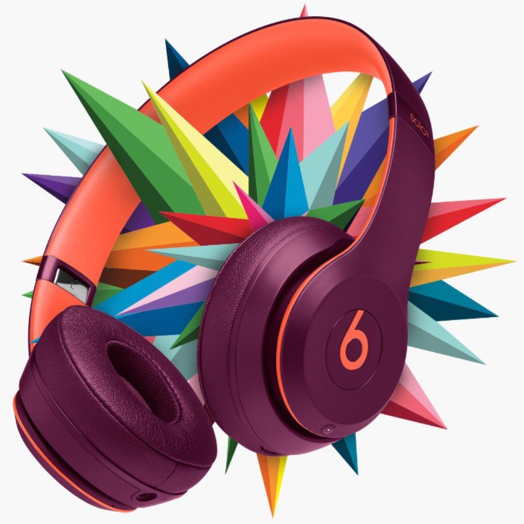 f55f1445318 SALES - Beats Solo3 Wireless On-Ear Headphones - Beats Pop Collection - Pop  Magenta, Electronics, Audio on Carousell