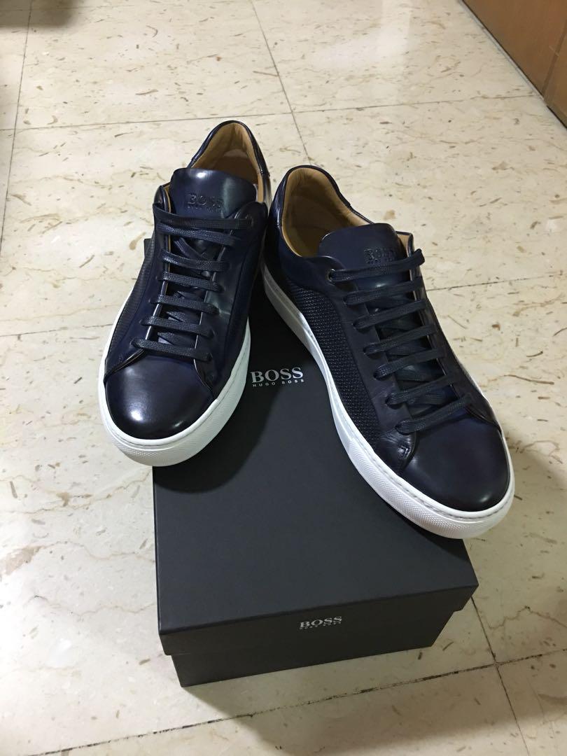 BNIB HUGO BOSS Sneakers, Men's Fashion