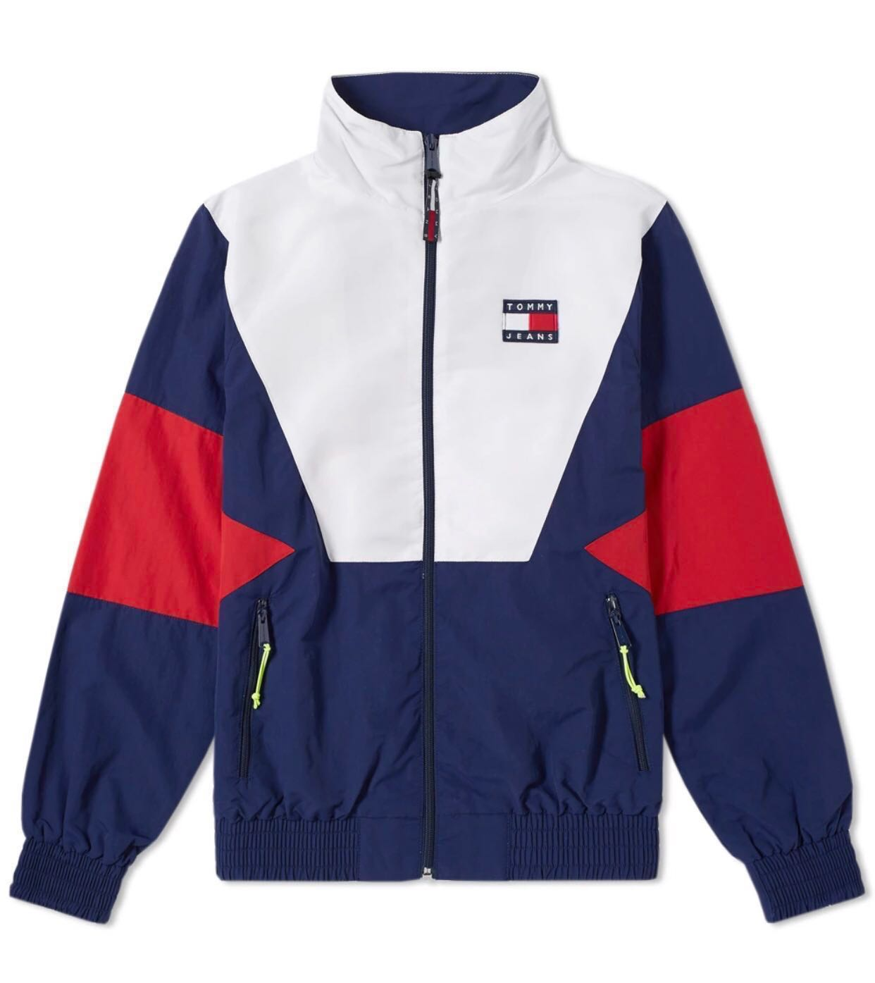 Brand New Authentic Tommy Hilfiger Windbreaker Mens Fashion