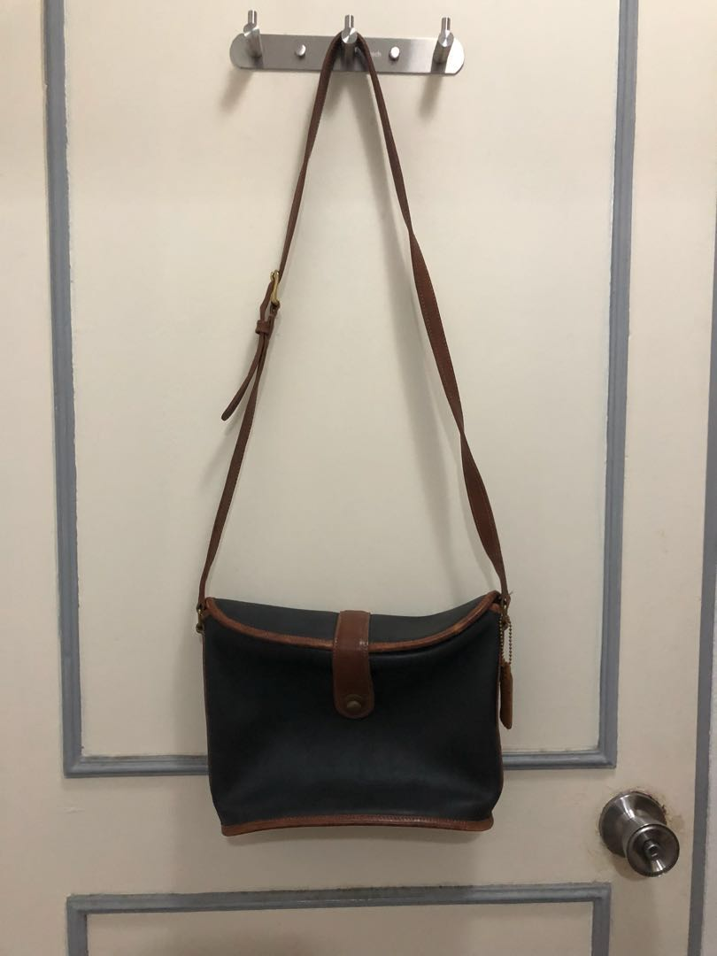 Coach shoulder bag (vintage) 8821d2833d