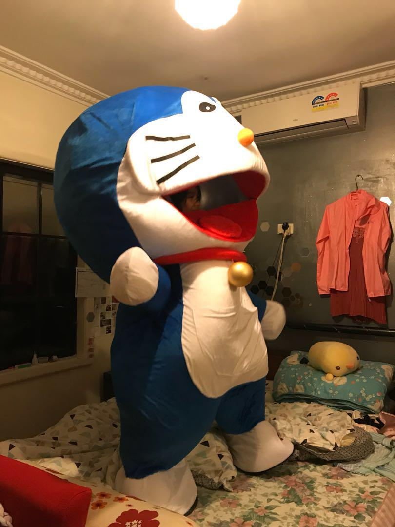 Doraemon for hire