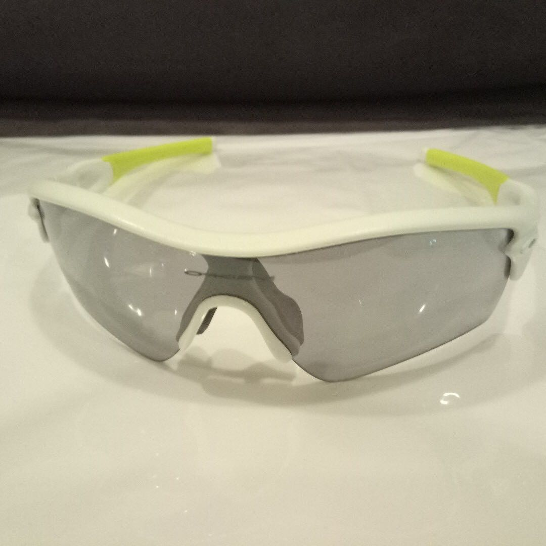 f116bbbb9e39 Extremely Rare - Oakley Radar Path Glow In the Dark Limited Edition ...