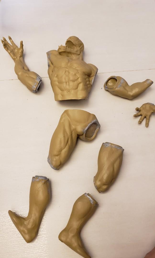 絕版樹脂figure