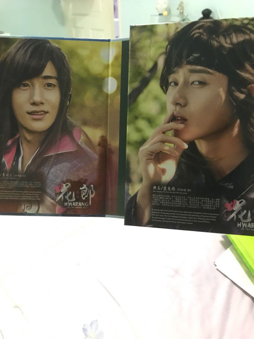 Hwarang full dvd, Entertainment, K-Wave on Carousell