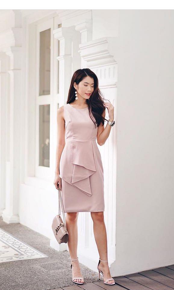b319933c6acb Lovengold Blush Dress XS, Women's Fashion, Clothes, Dresses & Skirts ...