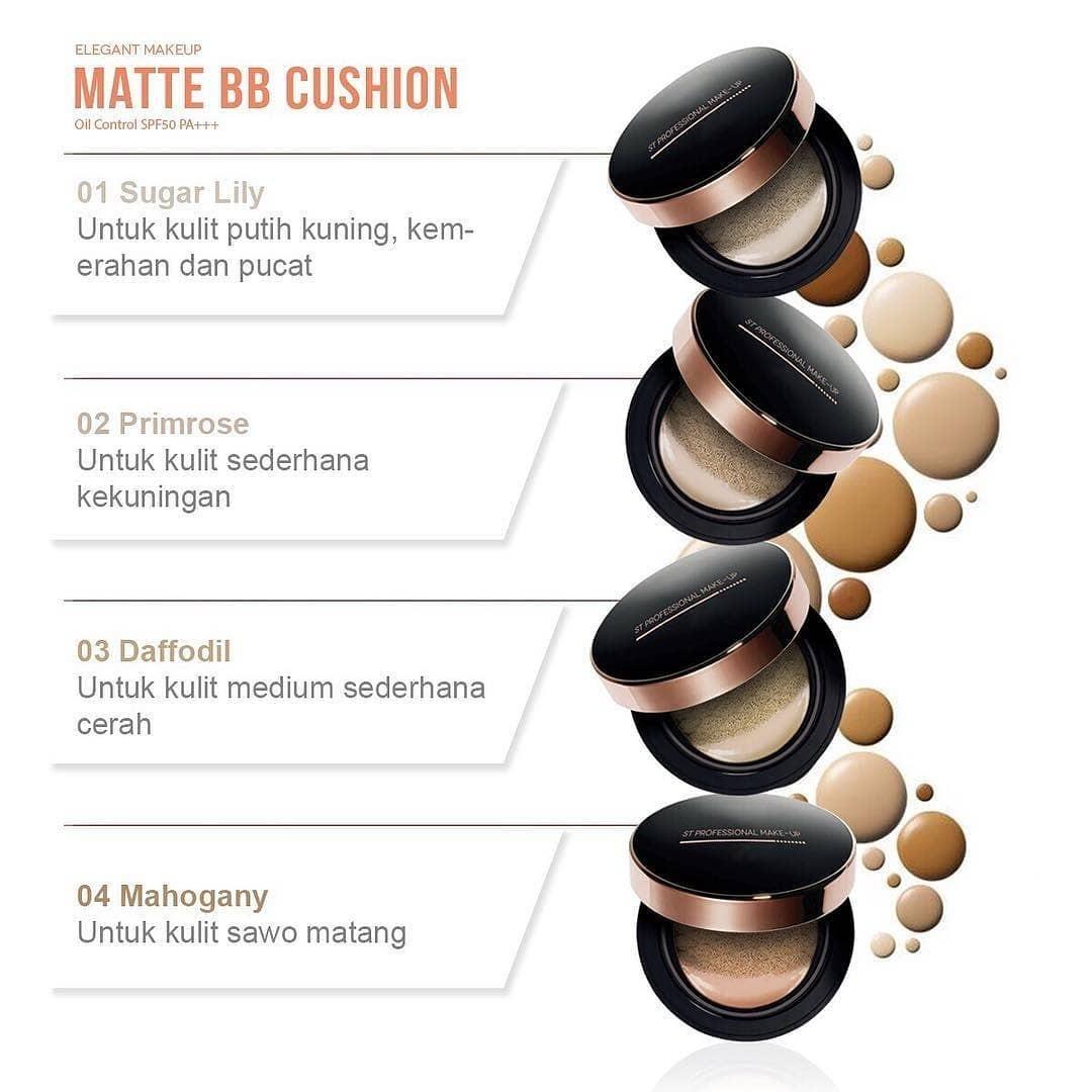 St Matte Bb Cushion Oil Control Spf50pa Po Health Beauty Bedak Hera Compact Powder Uv Mist Spf 50 Pa Makeup On Carousell