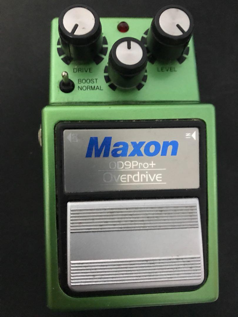 Maxon OD9 Pro+