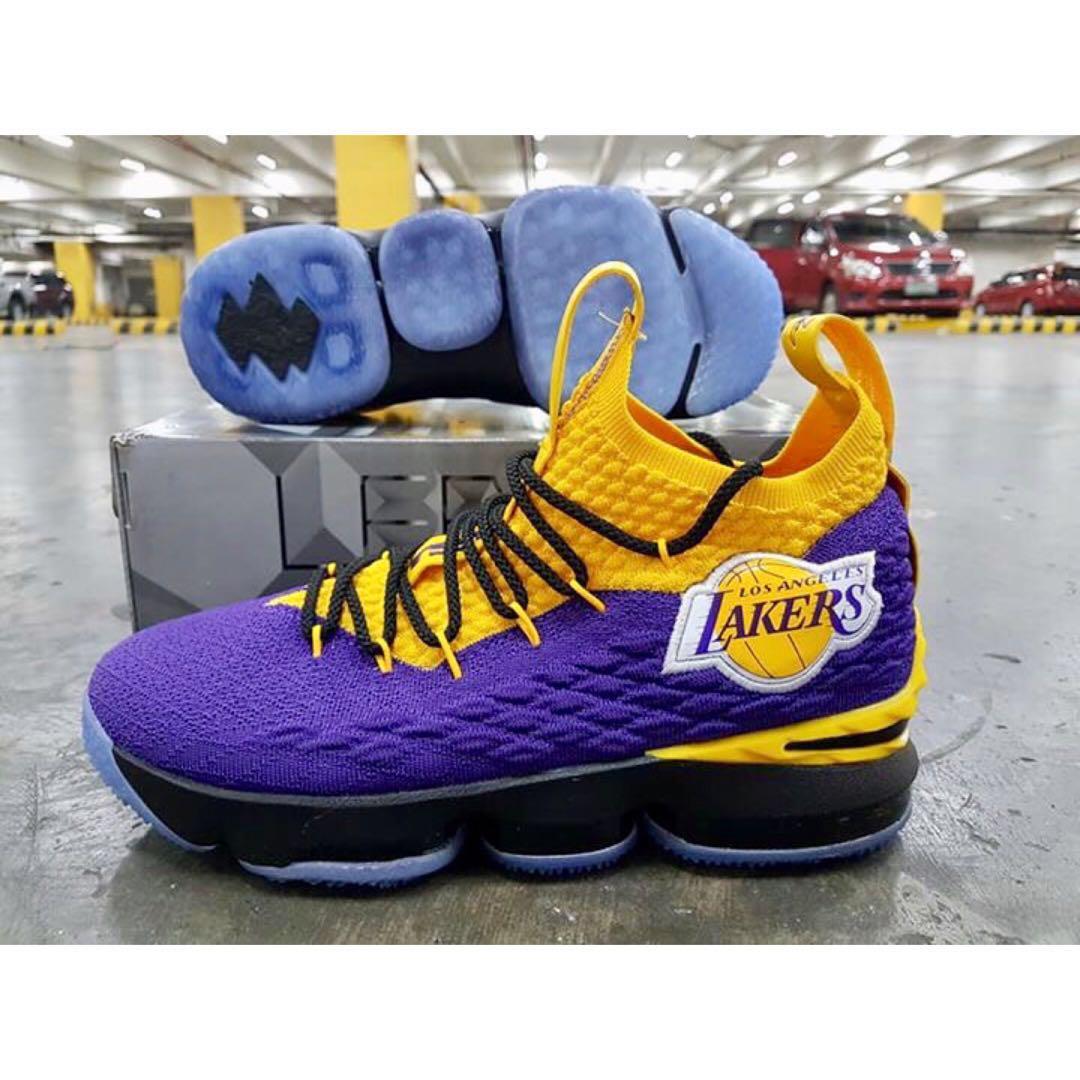 pretty nice ea55c a860b New Lebron James 16 Low Cut ✔️ Lakers | Men's Shoes on ...
