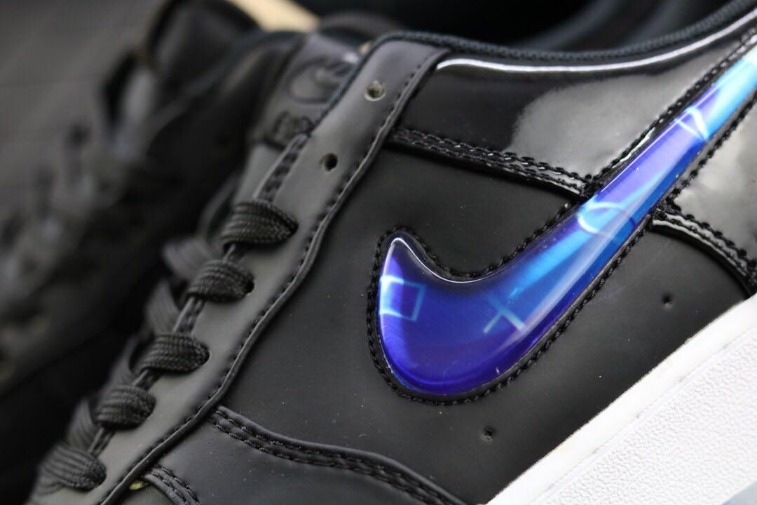 ffdd80f99eaf Nike PlayStation x Air Force 1 18 QS BQ3634-001 Size:36 36.5 37.5 38 38.5  39 40 40.5 41 42 42.5 43 44 44.5 45