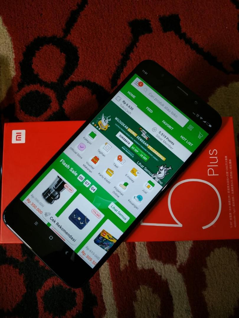 Paling Murah! Xiaomi Redmi 5 Plus 32GB