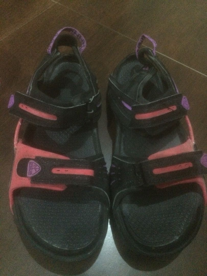 Sandal Nike Ice Preloved Fesyen Wanita Sepatu Di Carousell