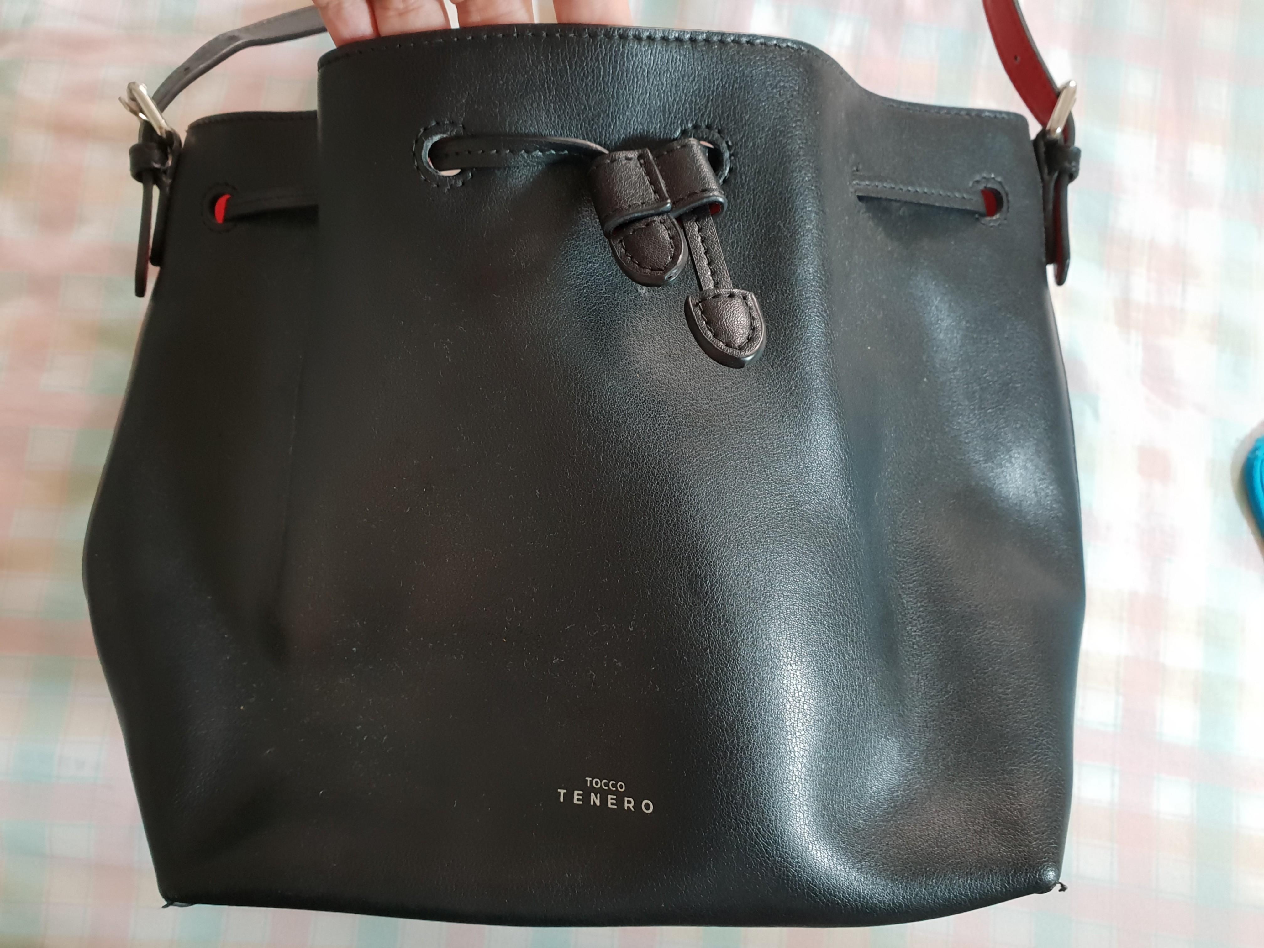0835b79e331b Lelong Sale  USED TOCCO TENERO BUCKET BAG