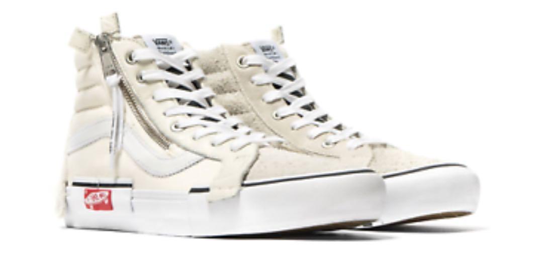 1cdc043be Vans Deconstructed sk8 hi, Men's Fashion, Footwear, Sneakers on ...