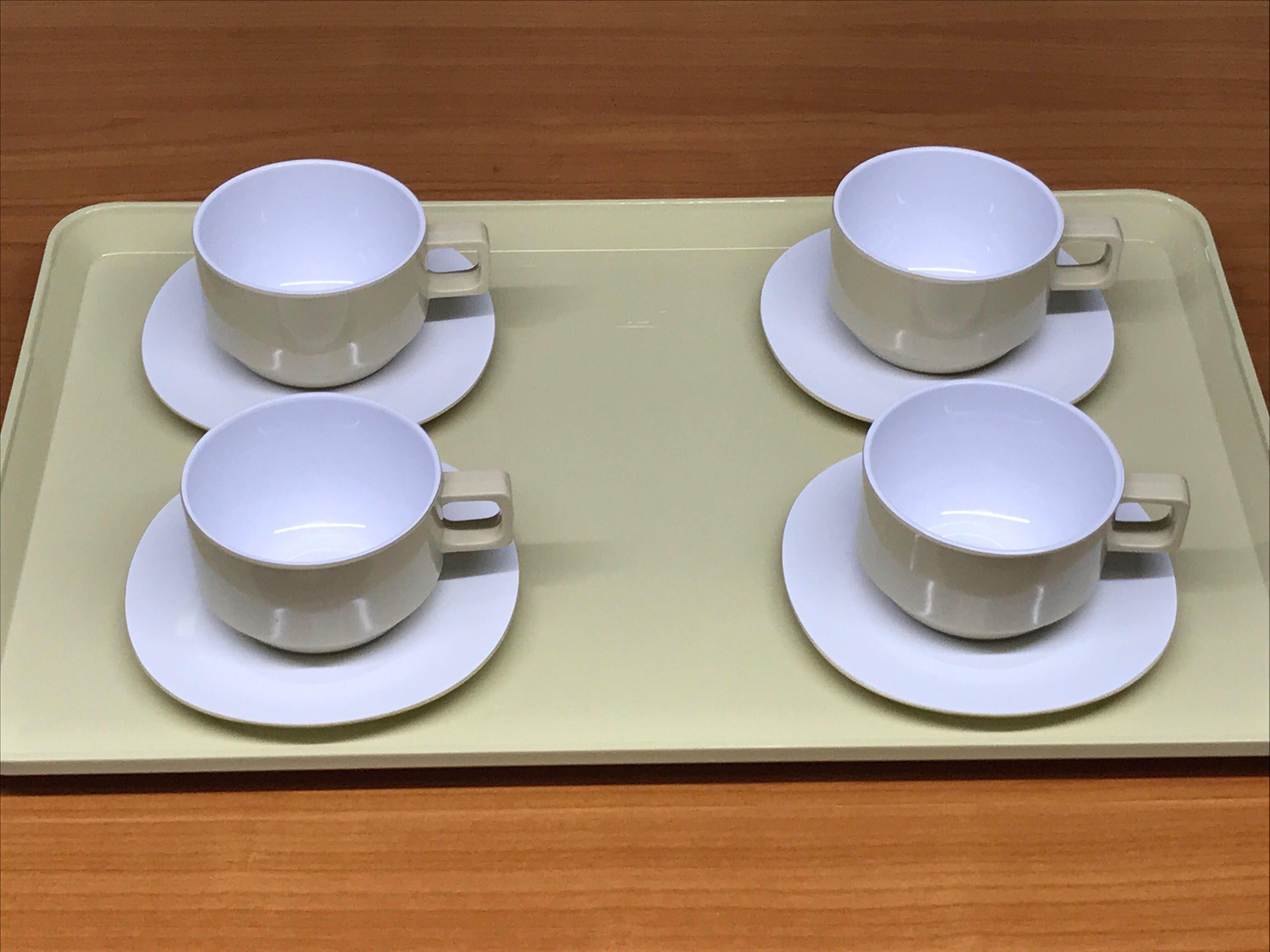 Vintage 70 S Singapore Airlines Cup Saucer Set Home Appliances