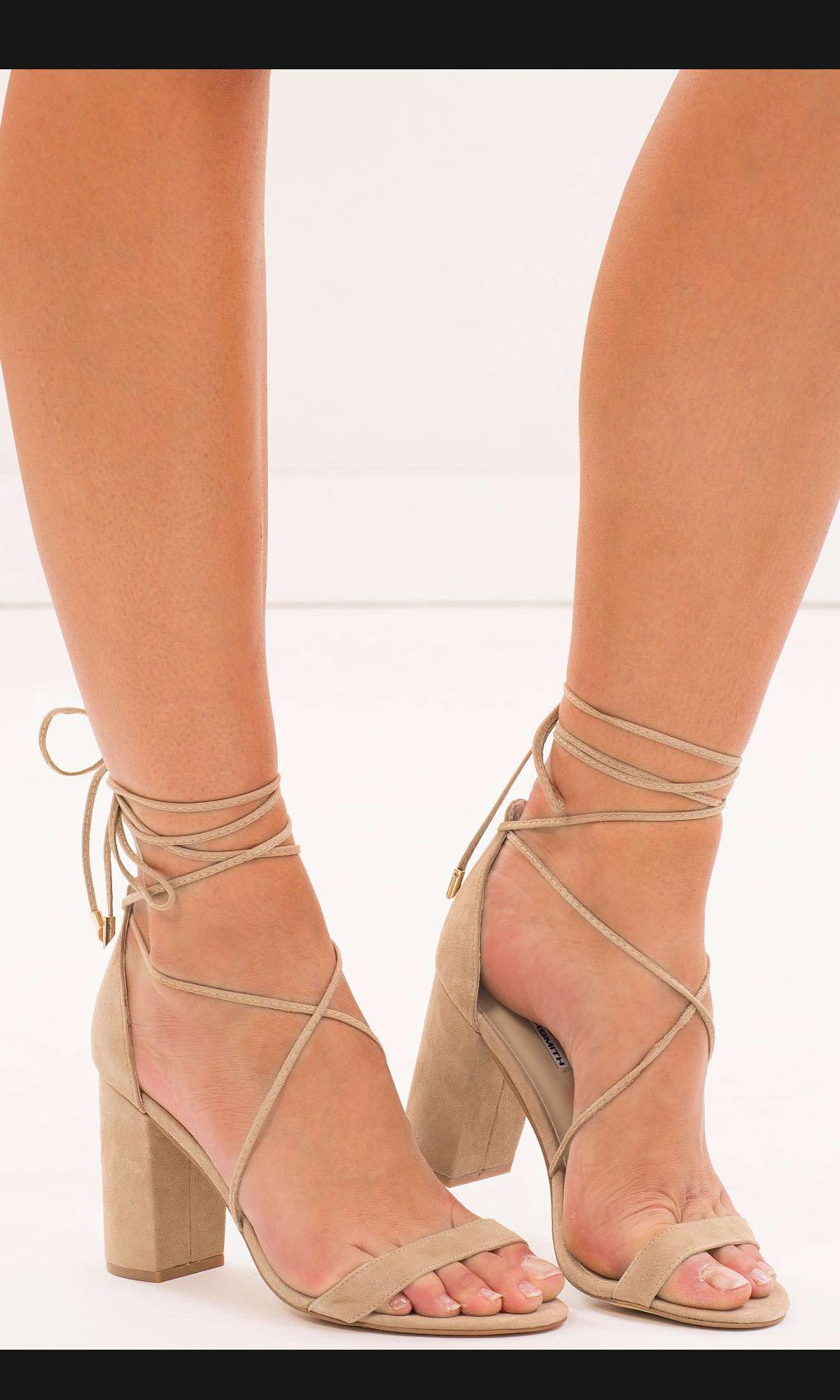 Windsor Smith Idina Lace Up Sandals