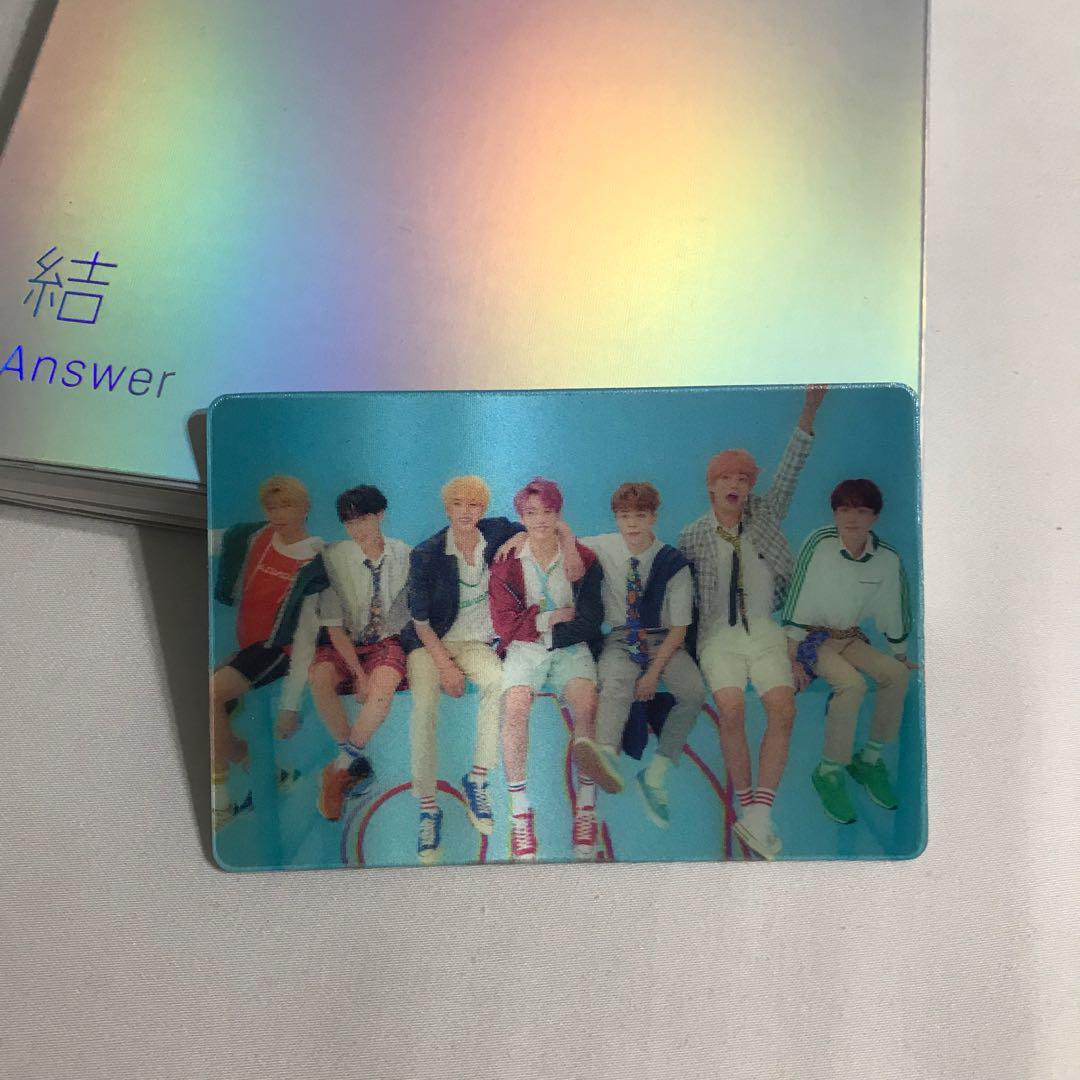 wts bts love yourself answer limited edition lenticular 1536425404 c405ff83 progressive