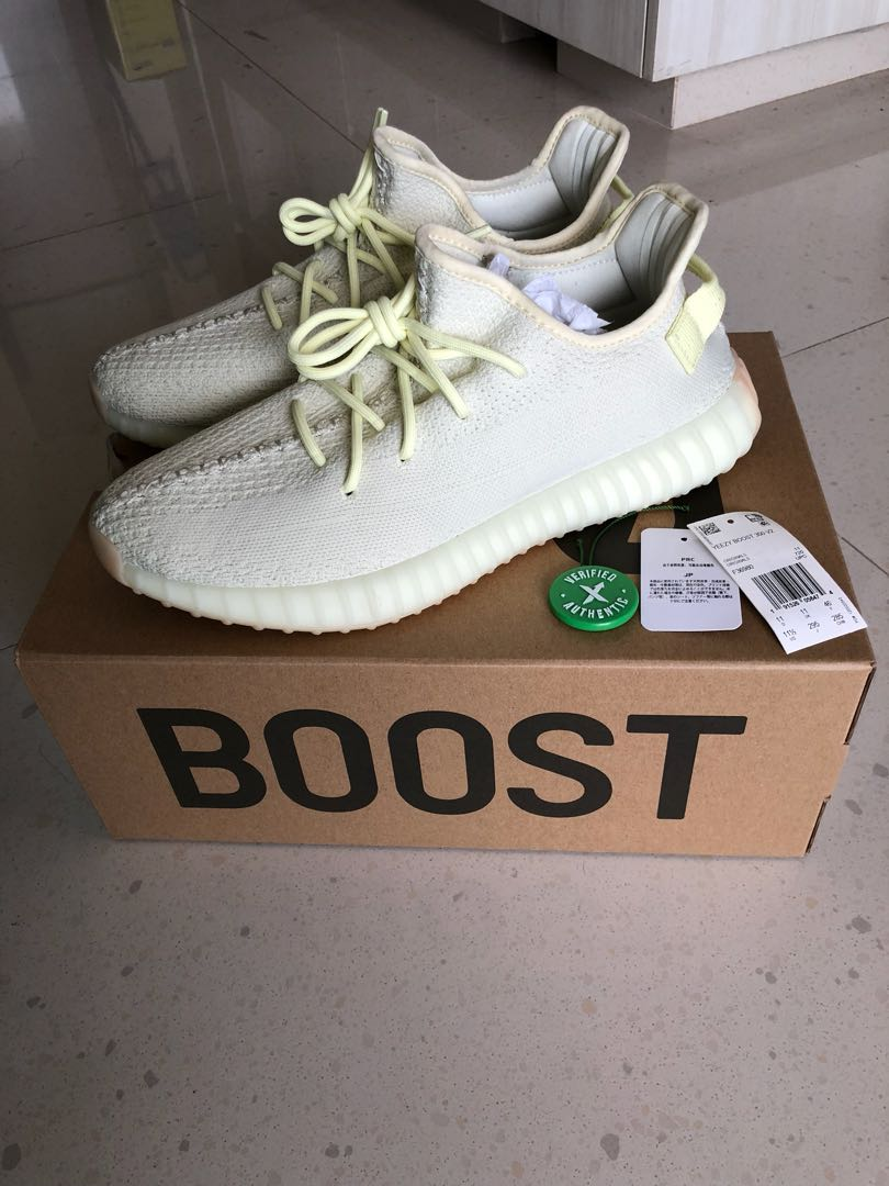896a212ab Yeezy Boost 350 V2 Butter US11.5 UK11