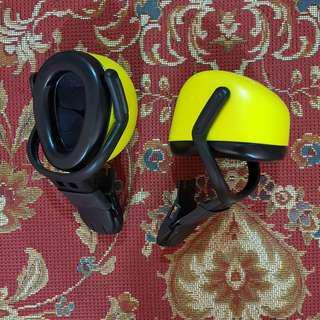 Ear Muffs for Safety Helmet