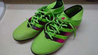 adidas soccer boot 波砵 US9.5 95% new 只著一次