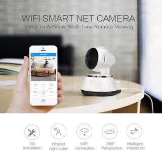Remote Viewing Wireless Ip Camera Cam! Get Your Home Secure!