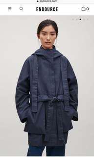 LF: COS XS 32 34 Coat