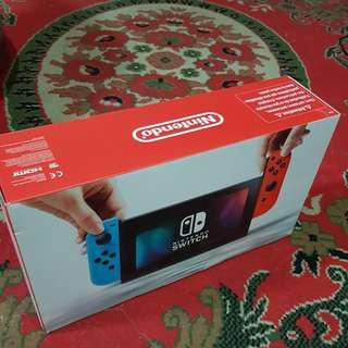 Nintendo Switch Box