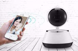 Lightweight Home Security IP Camera Cam
