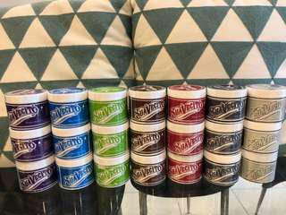 Suavecito Pomade Hair Coloring hair styling wax mud hair clay