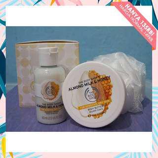 The Body Shop - Almond Milk & Honey Gift Set