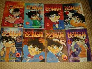 Komik Detektif Conan Spesial