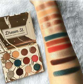 Destash Sale! Colourpop Dream St.