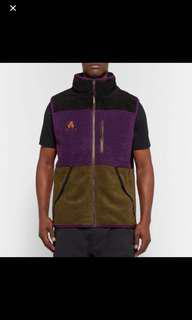 Nike ACG Fall/ Winter Collection Vest