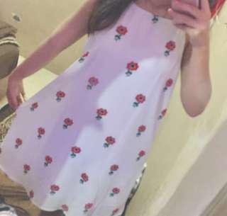 Dress cotton on