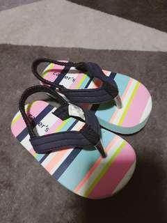 🚚 Carter's slippers