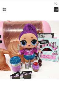 Lol underwraps series 4 rare bling queen