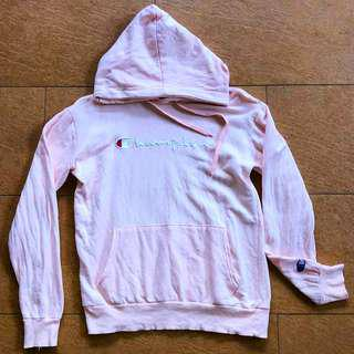 Champion Hoodie Spellout