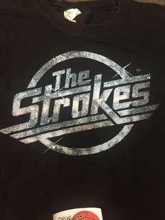 The strokes tshirt