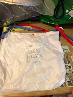 CILO CALA 別緻版白色環保袋