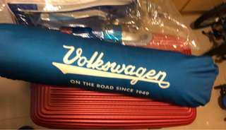 Volkswagen 汽車特別版頭枕(Official Licensed Product)