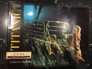 National Geographic : TITANIC (Collector's Edition)